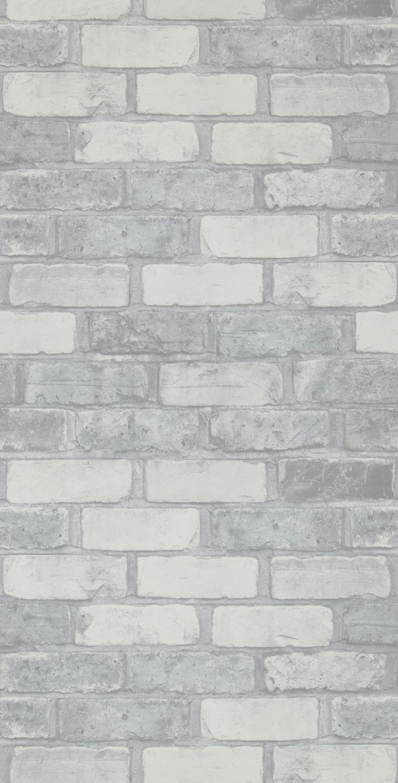 bakstenen behang / bricks wallpaper collection More Than Elements - BN Wallcoverings