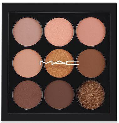 MAC Eyeshadow X9 palette in Amber