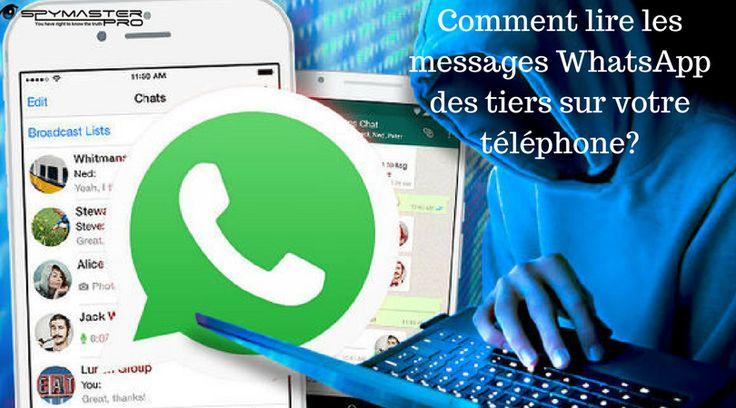 Comment lire les messages WhatsApp des tiers sur votre téléphone?  #lis #WhatsApp #messages #téléphone #Bavarder #vidéo #Piste #moniteur #Instagram #Messager