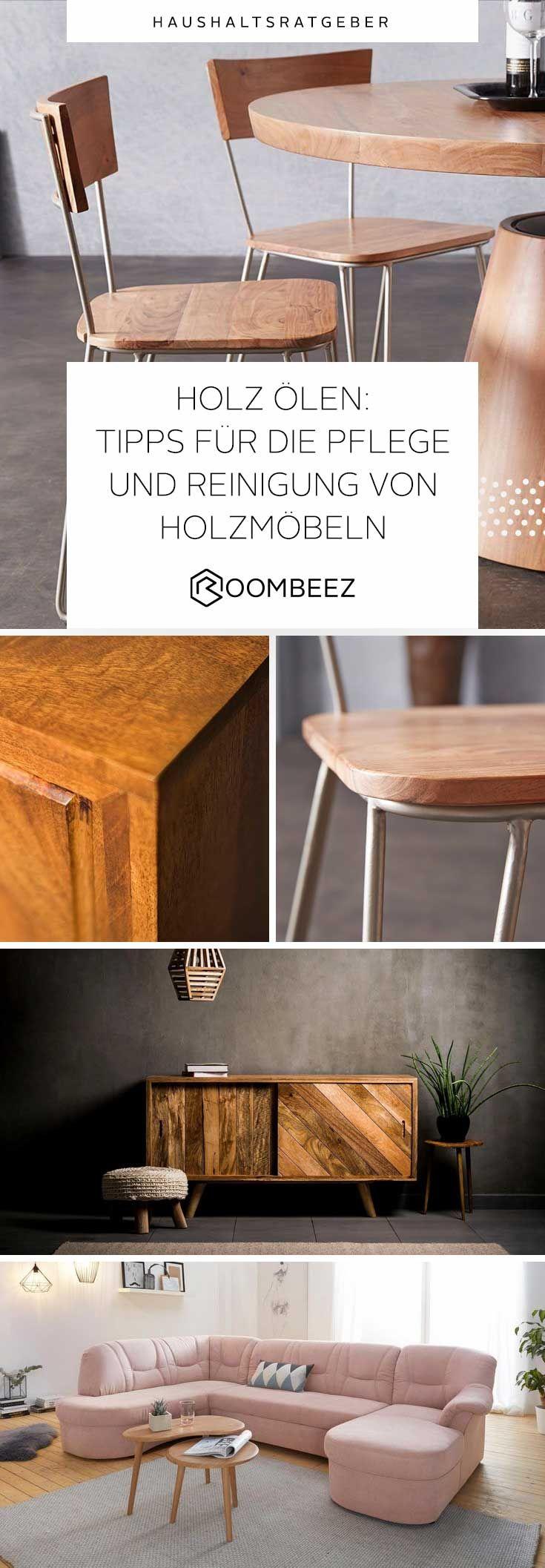 Richtige Pflege von Holzmöbeln: Lassen Sie uns zeigen, wie es funktioniert