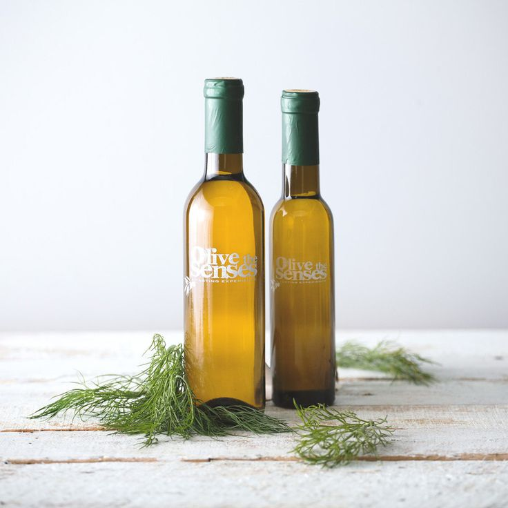 Wild Dill Infused Olive Oil, Olive the Senses