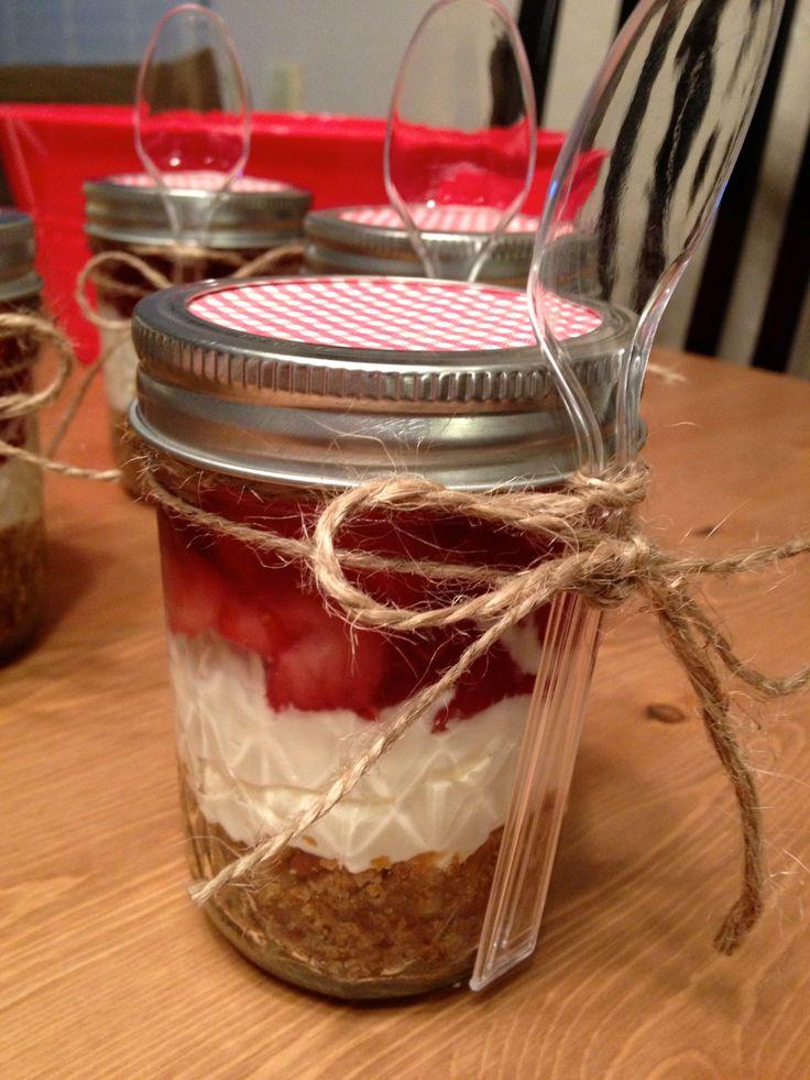73 Best Mason Jar Desserts Images On Pinterest Jars