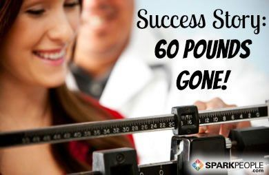 ''''I Walked Off 60 Pounds in the Comfort of My Home!'''' via @SparkPeople