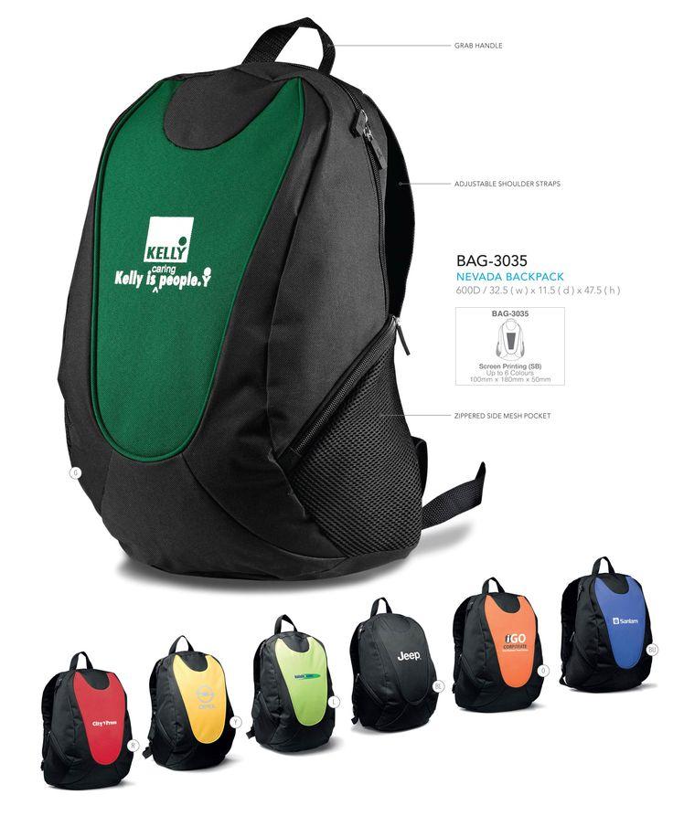 Nevada Backpack#BackPack