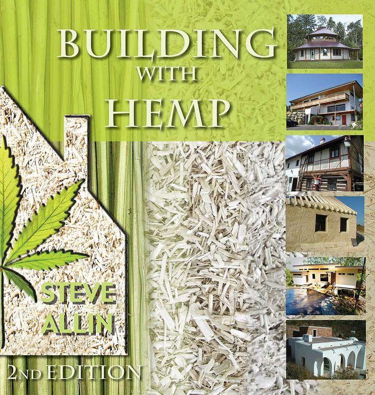 Hemp building materials (hempcrete, hempcrete sample blocks, insulation, and fiberboard)