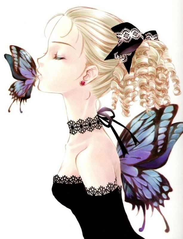 Pin By Andreaann On Art Anime Anime Drawings Cross Stitch Fairy