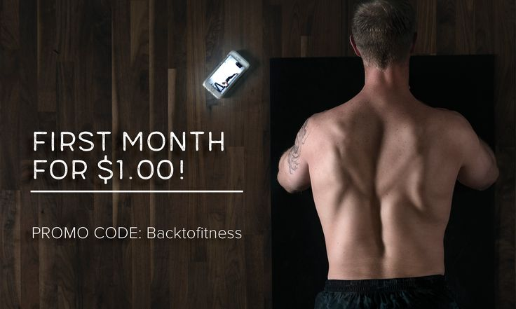 $1 Fitness. Get fit now and earn the body of your dreams. www.teamsfo.com Synergy Fitness Online.