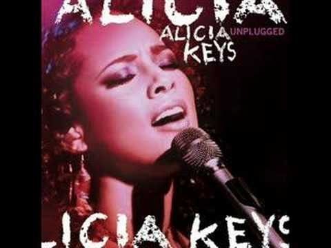 """Alicia Keys - Unbreakable; """"Stay Tuned...There's More To See...Through The Technical Difficulties..."""""""