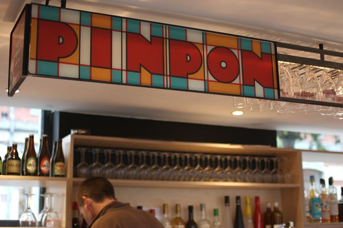 BXL / PL JEU BALLE — PINPON (ancienne caserne)