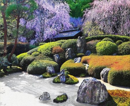 Kamakura - zen garden.