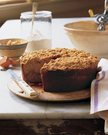 See our Cardamom Streusel Coffee Cake galleries
