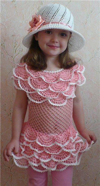 DE MIS MANOS TEJIDOS Y MAS...: Lindo crochet para nenas | gorros y ...