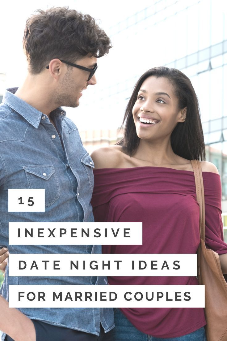 date night ideas for married people