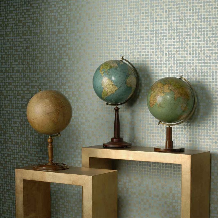Wallcovering from Omexco, Disco, Goodrich