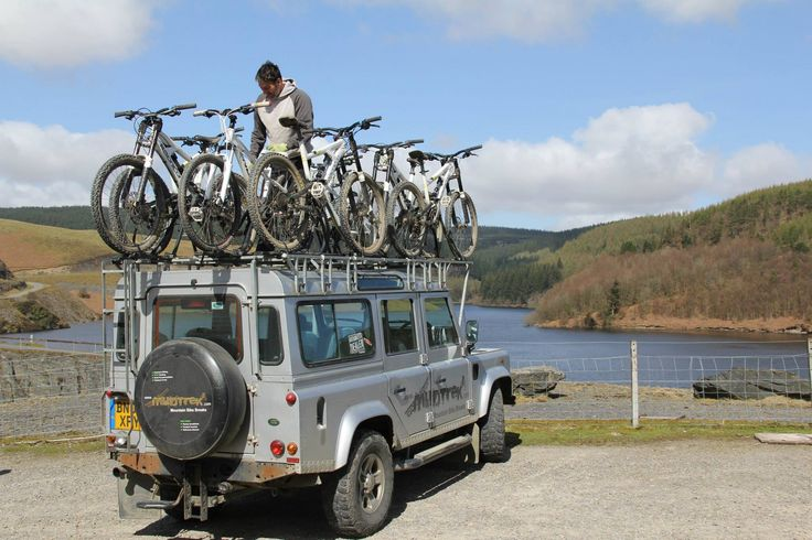 Transport to & from your guided rides