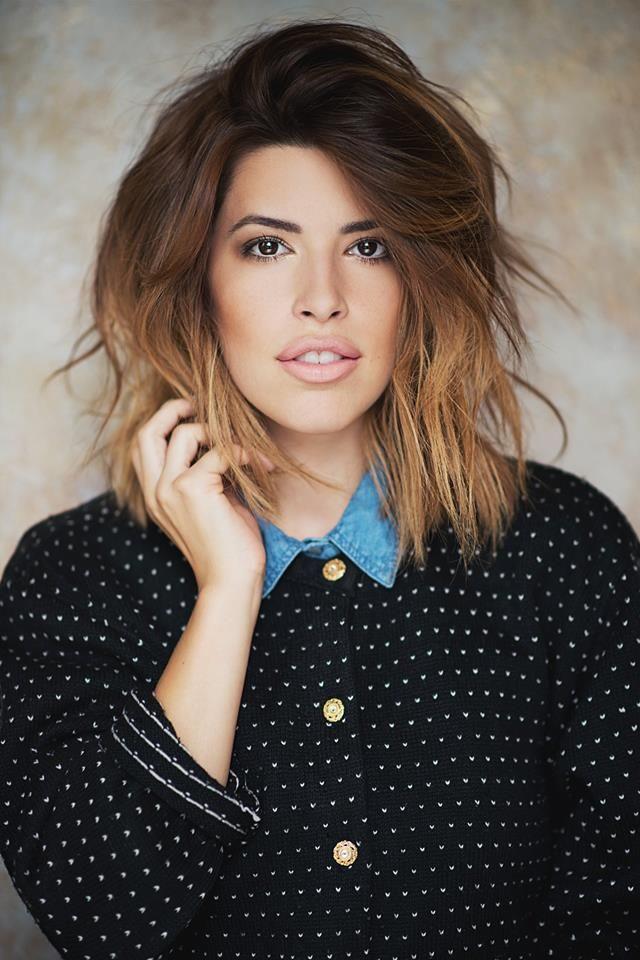 On aime les cheveux de : Marilou