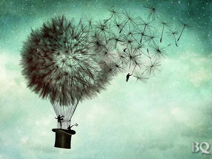 """CATRIN WELZ- STEIN: SURREALISMO MIXTO """"Mis imágenes cuentan historias que tienen el propósito de tocar y hablar al espectador emocionalmente, no se puede crear arte abstracto y sin emociones""""."""