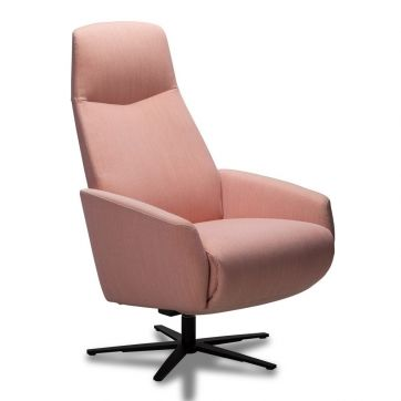 Woontrends 2016: Rose Quartz en Serenity | Trones No. Four fauteuil | Eijerkamp #woontrends #pastel #Trones #interieur #woonideeën