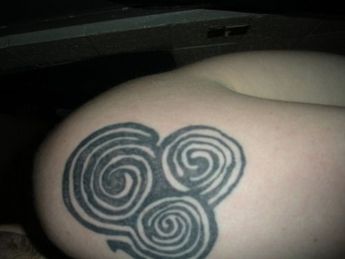 37 best Spiral Writing Tattoo images on Pinterest | Writing tattoos, Fairies and Feather tat