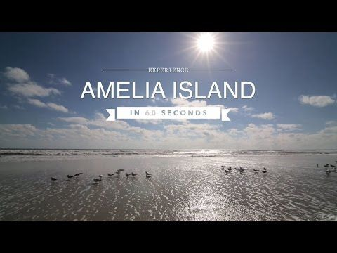 Experience Amelia Island in 60 Seconds - YouTube