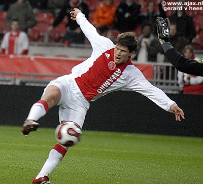 Klaas Jan Huntelaar, Ajax Amsterdam