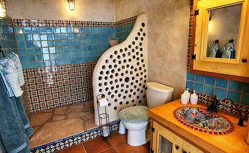 #восточный #стиль #интерьер #ванная #декор #туалет #идеи