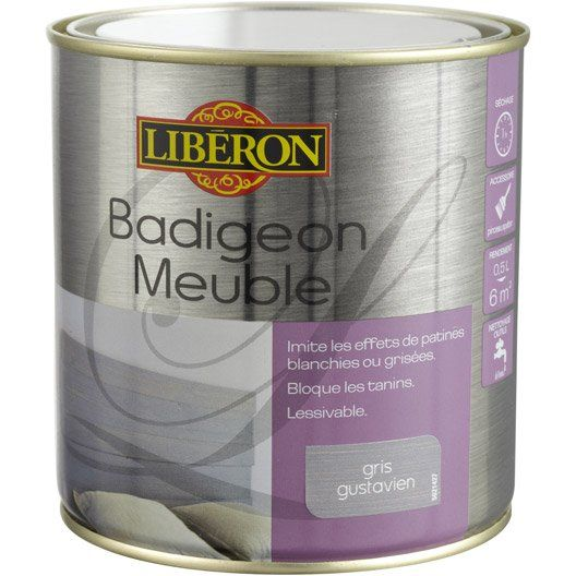 Les 25 meilleures id es de la cat gorie peinture liberon for Badigeon liberon sur meuble