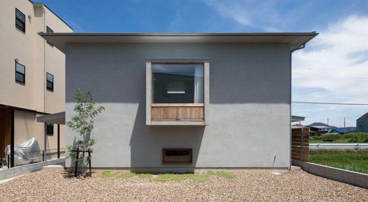 Natsuo Yoshida . House in Kuramae . Gifu (1)