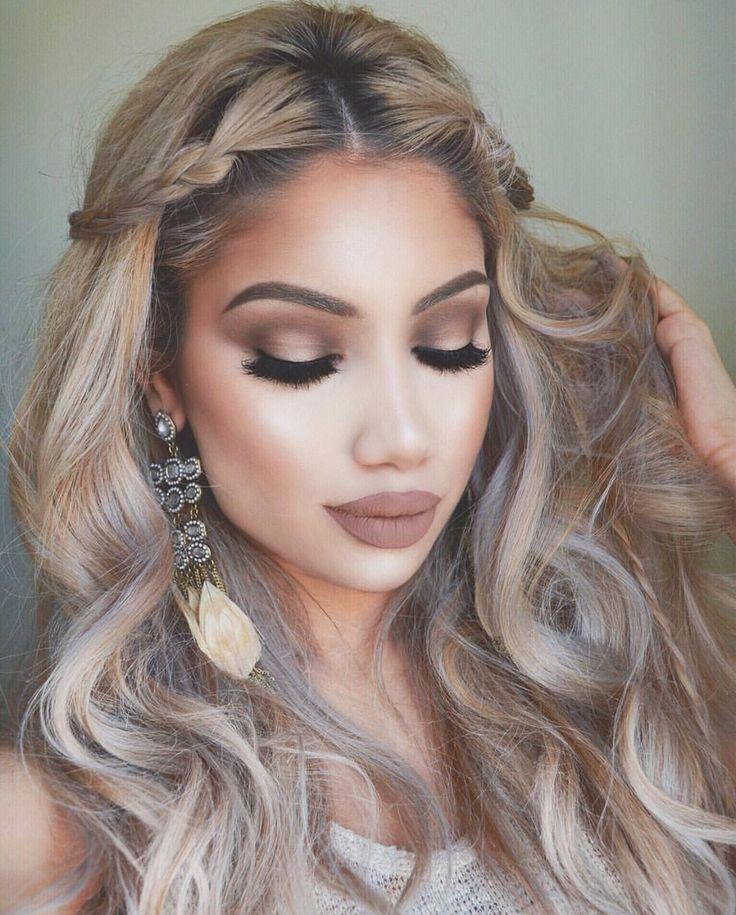 Hair Makeup, Makeup Looks, Gorgeous Makeup