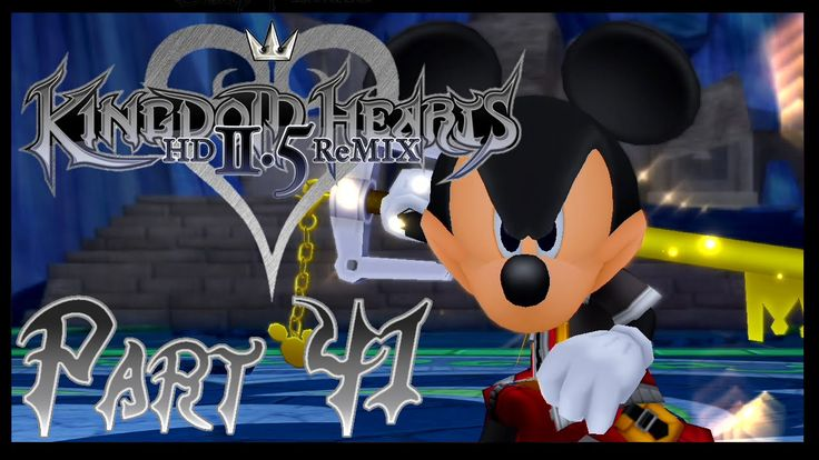 Kingdom Hearts - 2.5 HD Remix - Kingdom Hearts II Final Mix - Part 41 - ...