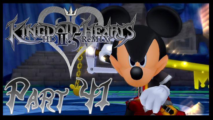 Kingdom Hearts - 2.5 HD Remix - Kingdom Hearts II Final Mix - Part 41 - ...