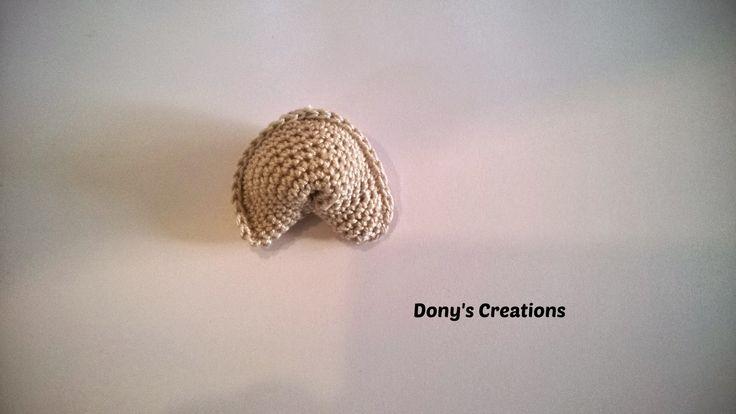 Dony's Creations   by Donatella Saralli : Biscotto della fortuna _  pattern free italiano