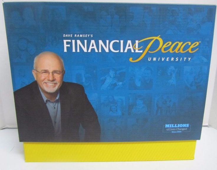 Financial Peace Military Home Study Kit - daveramsey.com