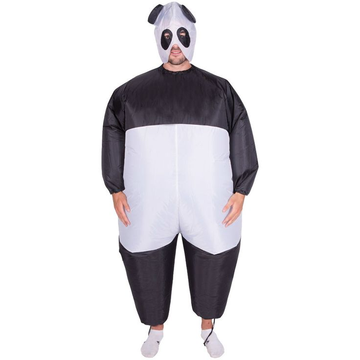 Funny Inflatable Animal Panda Fancy Dress Costume Stag Hen Party