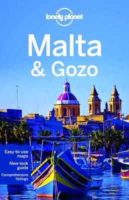 Lonely Planet Malta & Gozo 9781741799163