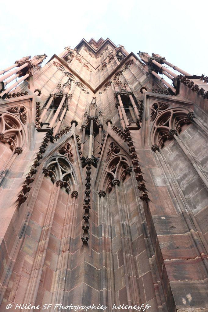Visite de la cathédrale Notre Dame de Strasbourg en images et mon avis sur la visite de l'horloge astronomique