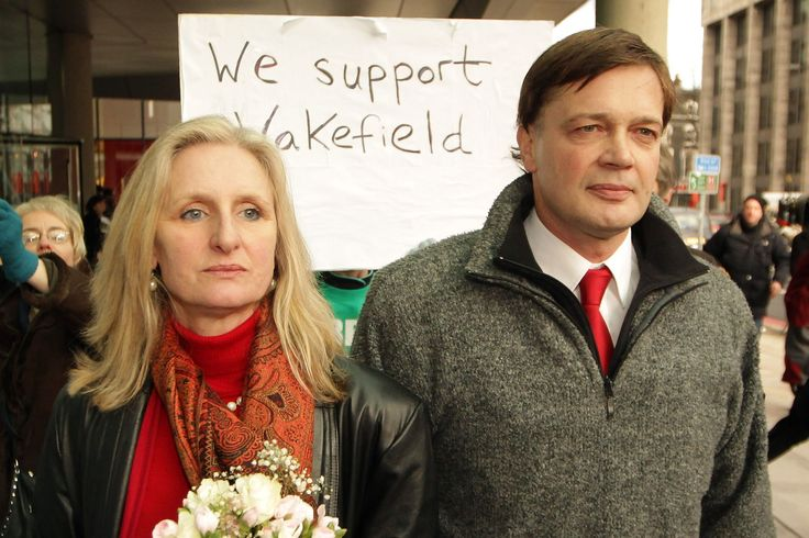 Andrew Wakefield helped spark an outbreak among Somali Americans.