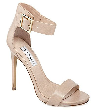 Steve Madden Marlenee Ankle-Strap Sandals .. i need these!