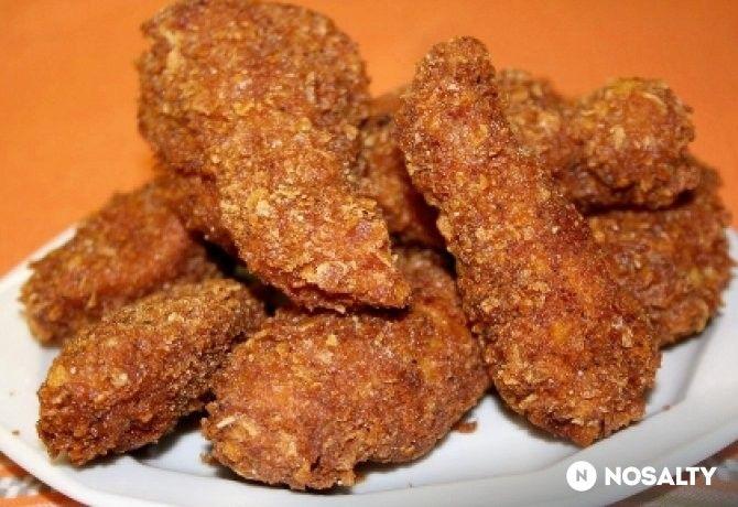 Extra ropogós csirkeszárnyak