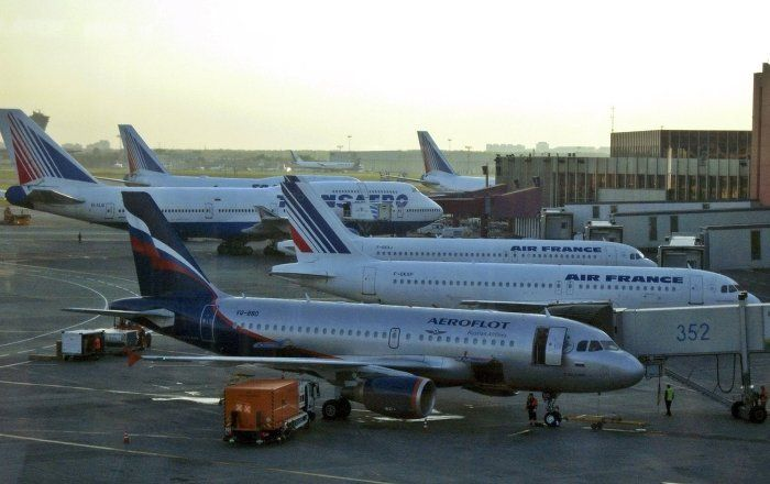 Three Russian airports have been named Europe's very best by Airport Service Quality (ASQ), with London's Heathrow, Vienna and Zurich trailing behind.