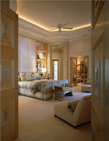 Contemporary Bedroom design : Alene Workman