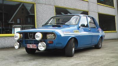 Renault R12 Gordini. 5