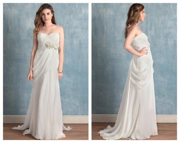 Vintage Wedding Gowns On A Budget