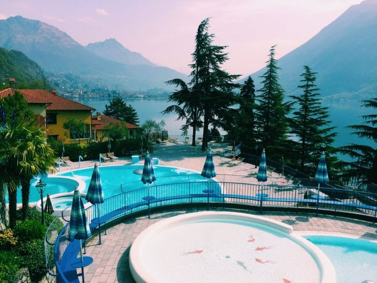 Parco san Marco, Lake Lugano, Italy - copyright: http://globalmousetravels.com