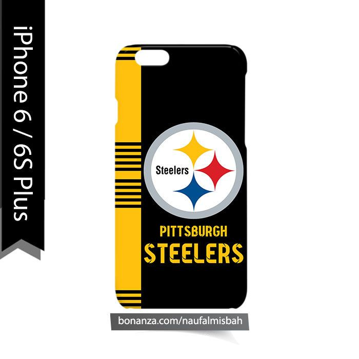 Pittsburgh Steelers Line #2 iPhone 6/6s PLUS Case Cover Wrap Around
