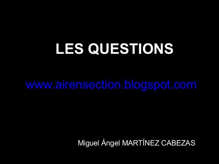 Connu 18 best la phrase interrogative images on Pinterest | French  VT69