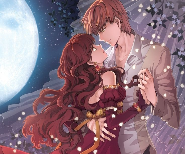 21 Best Anime Couples Images On Pinterest