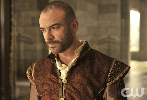 """Reign -- """"Liege Lord"""" -- Image Number: RE117b_0049.jpg -- Pictured: Alan Van Sprang as King Henry -- Photo: Sven Frenzel/The CW -- © 2014 The CW Network, LLC. All rights reserved."""