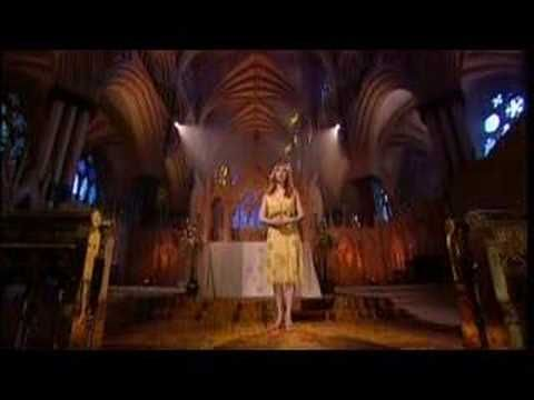 Hayley Westenra - Ave Maria  https://www.youtube.com/watch?v=kQQSW35PrEY&list=RDWdxRmcgsKDQ&index=35