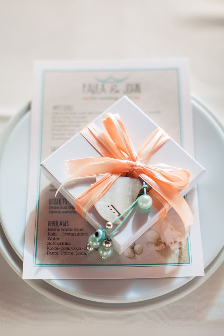 Beach themed wedding in Crete by The Bridal Consultant
